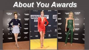 About You Awards díj